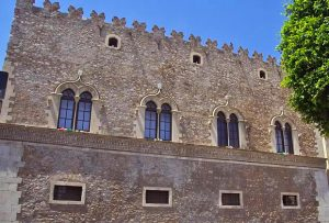 Covaja Palace in Taormina