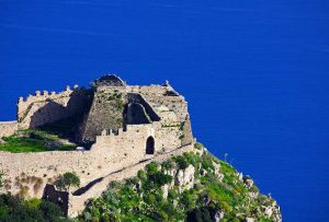 Saracen Castle in Taormina