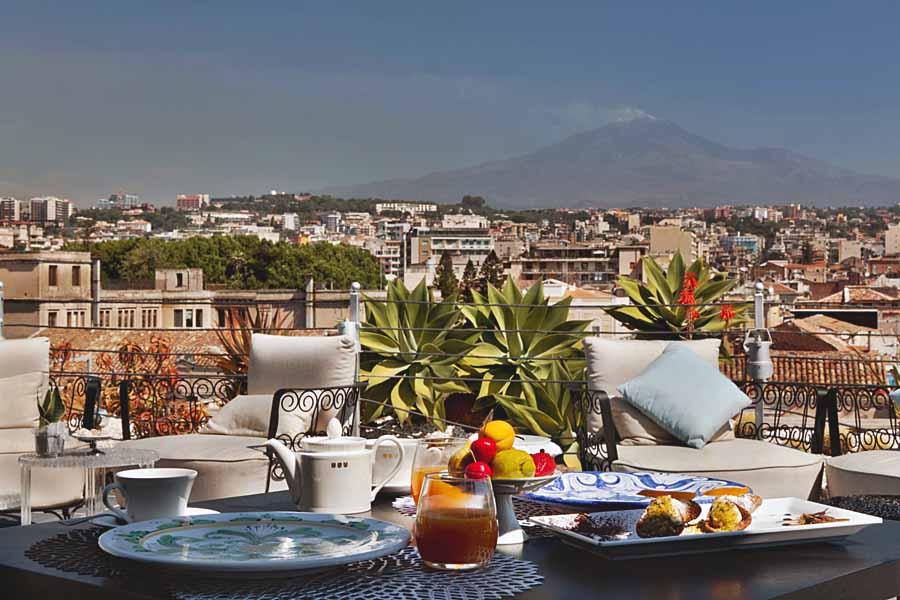 Ristorante Sicilia Etna