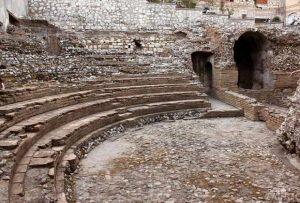 Teatro Odeon a Taormina