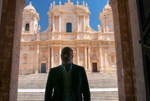 Cattedrale di Noto alle Spalle del Commissario Montalbano